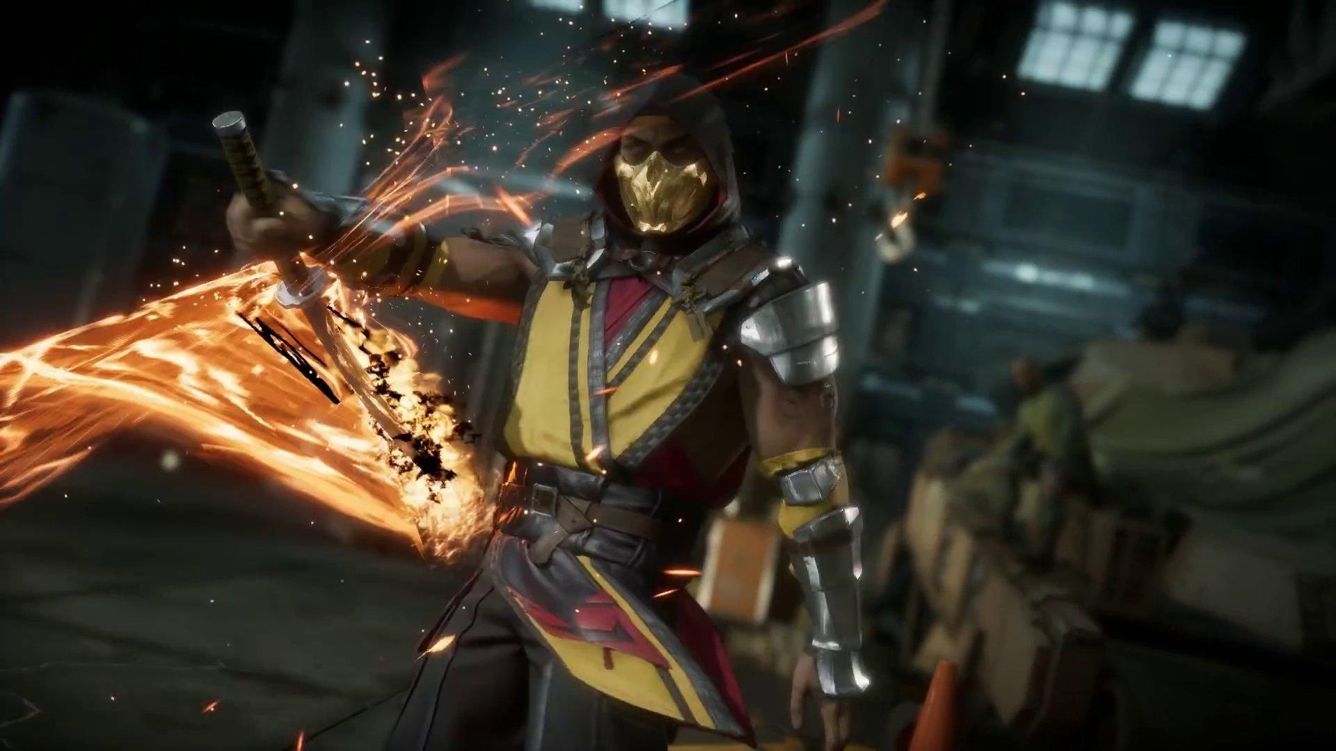 Is Mortal Kombat 11 coming to Nintendo Switch?   Shacknews