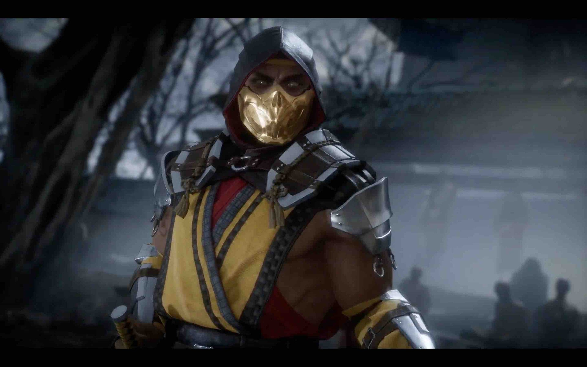 Mortal Kombat 11 PlayStation 4 controls and button mapping