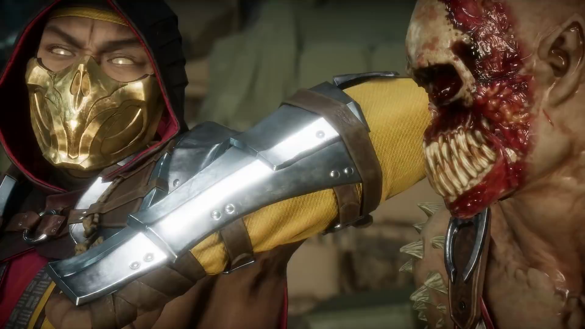 Mortal Kombat 11 Xbox One controls and button mapping