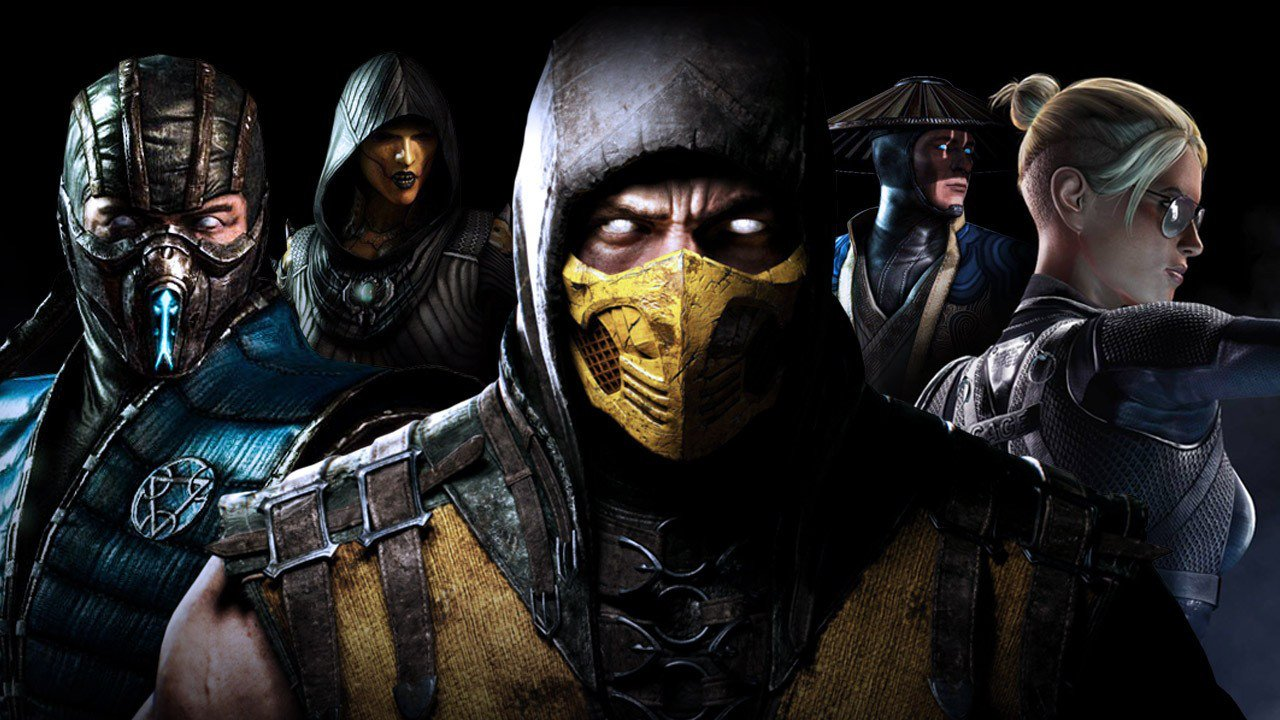 Voice actors and cast in Mortal Kombat 11 | Shacknews