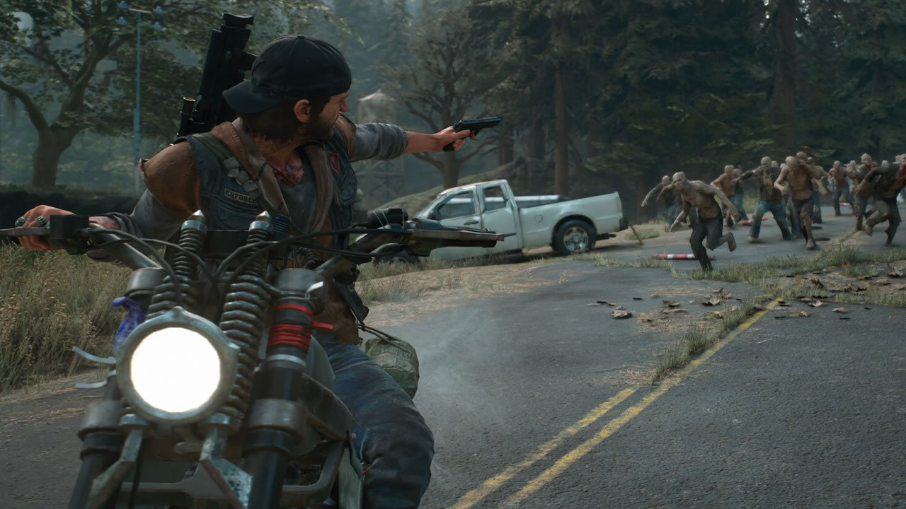 Days Gone controls and PS4 button mapping | Shacknews