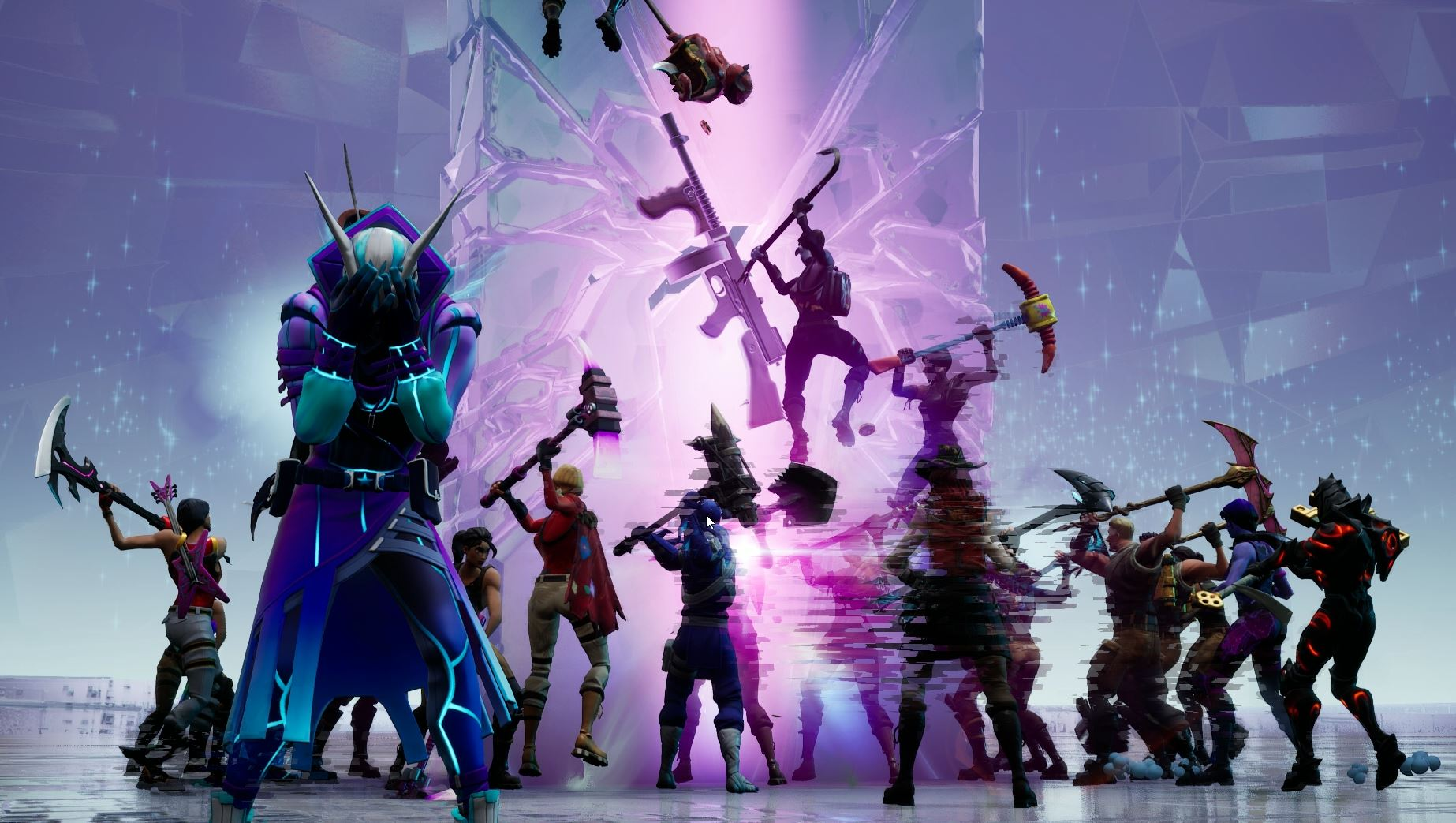 Fortnite Players To Get Arcana Glider After Unvaulting Issues