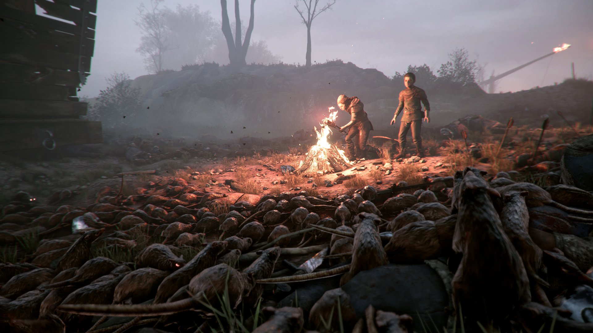 How Long A Plague Tale: Innocence Takes to Beat & How Many ...