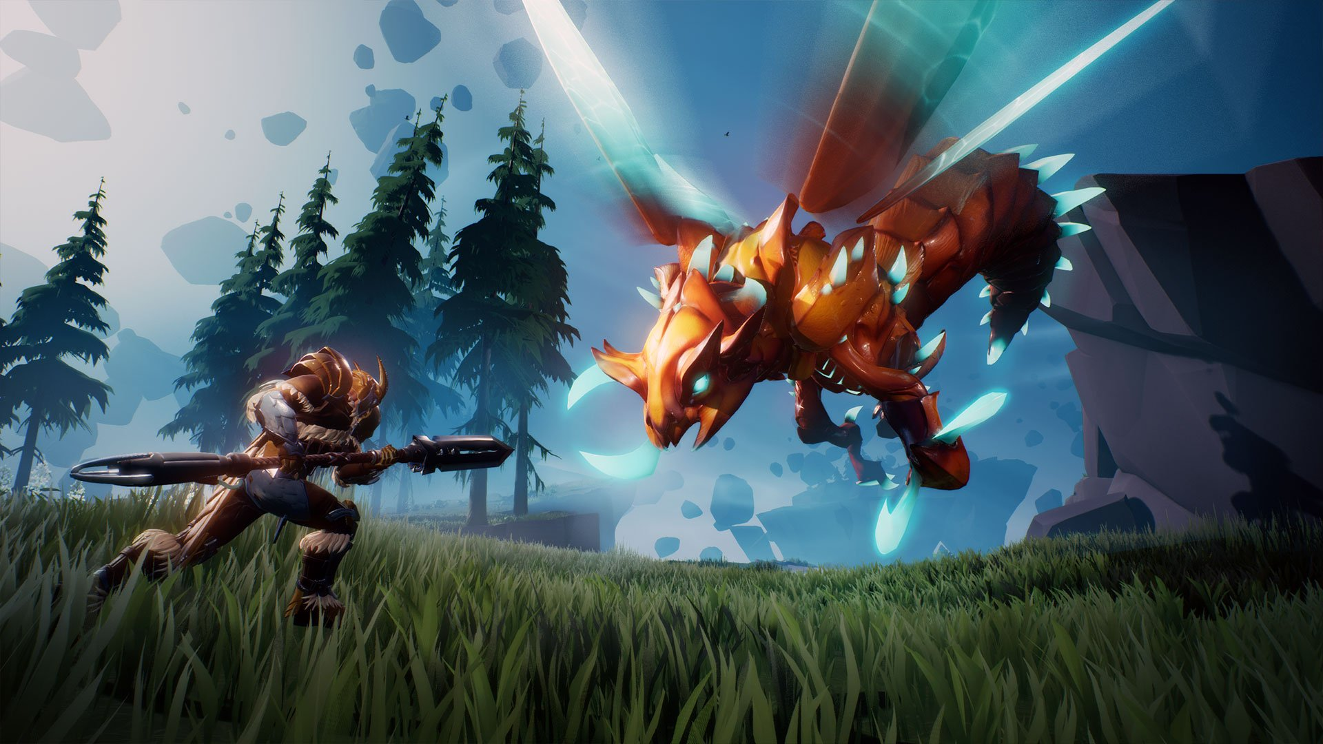 Dauntless Release Date Announced For PS4