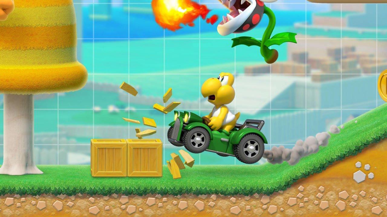 Super Mario Maker 2 includes Koopa Troopa Car   Shacknews