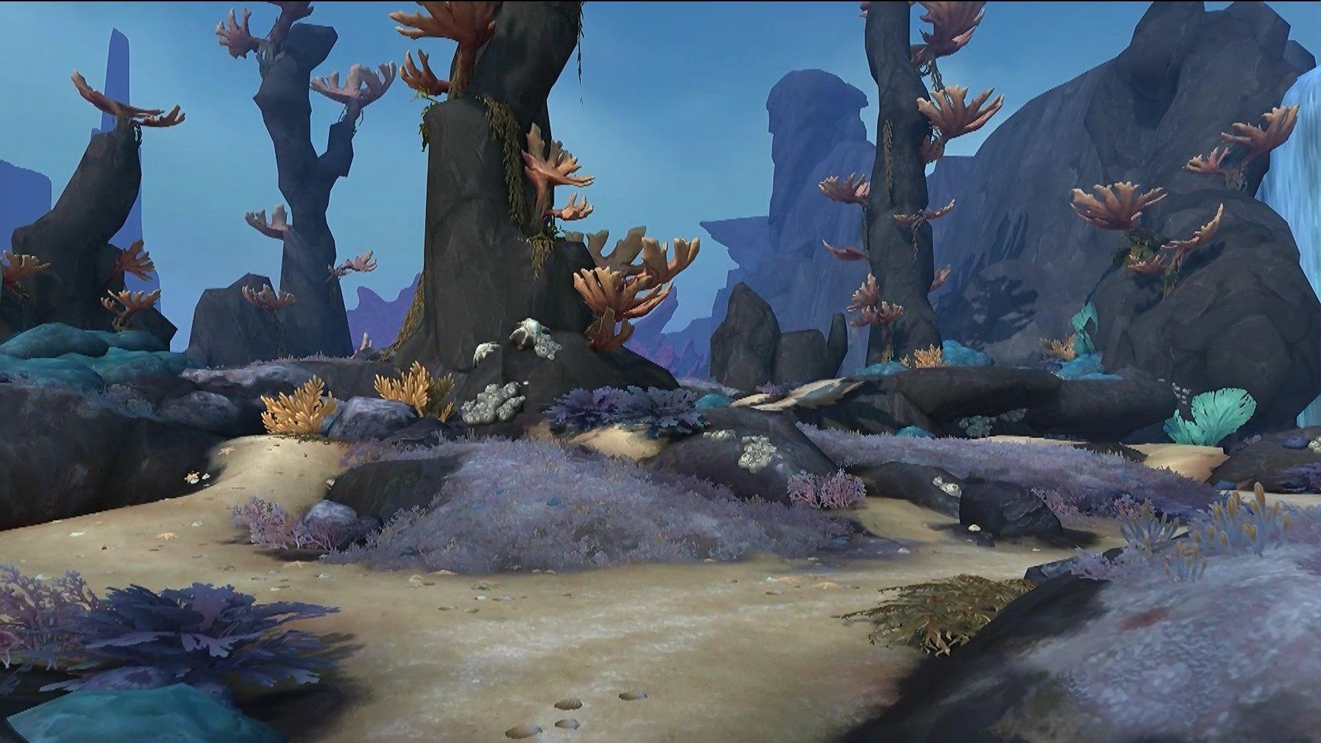 World of Warcraft: BFA gameplay video showcases Nazjatar