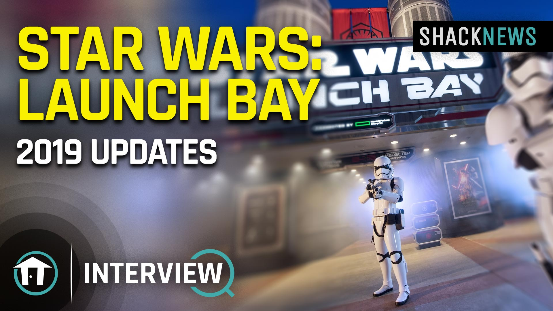 New changes coming to Disney's Star Wars Launch Bay in 2019