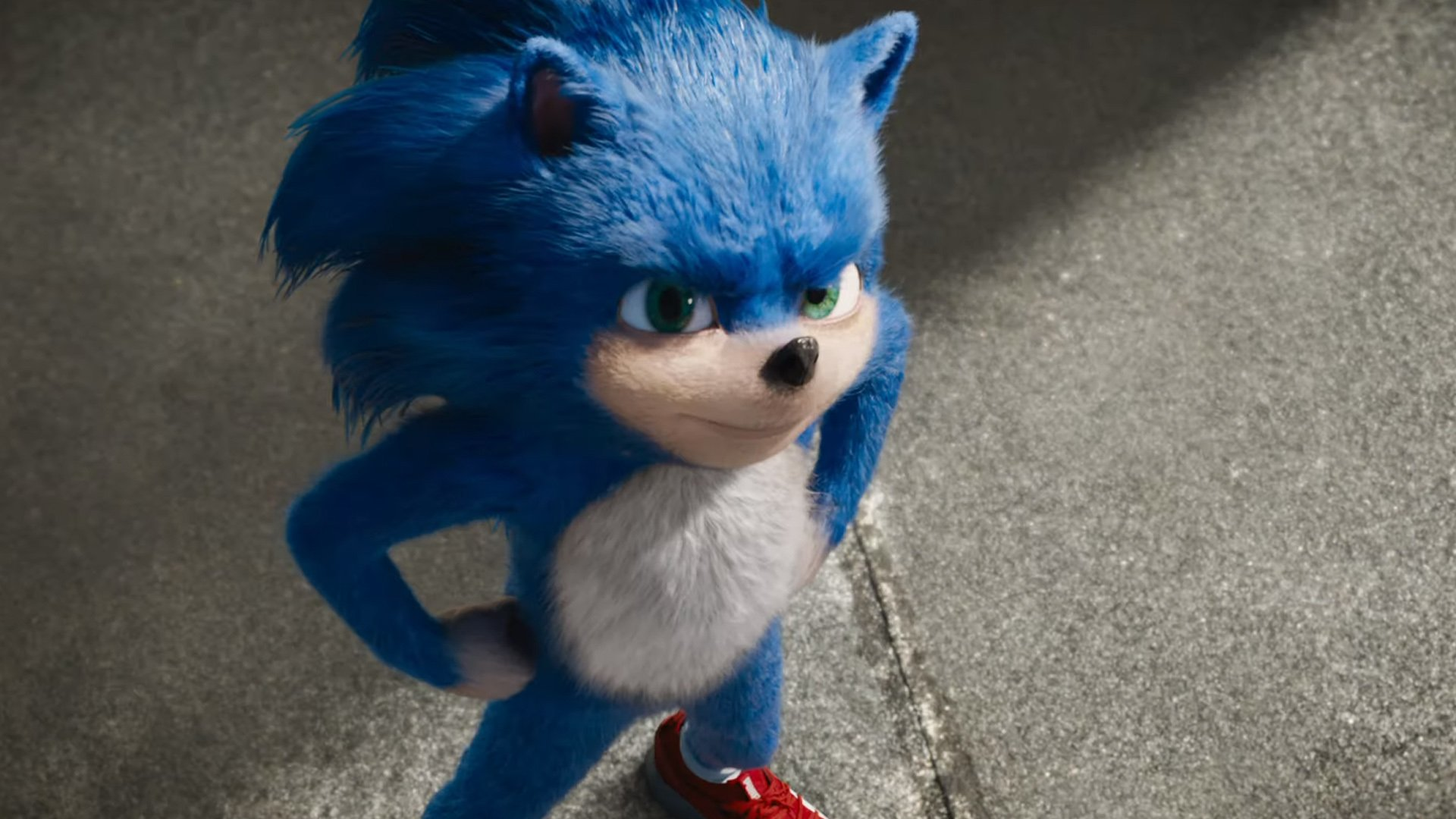 sonic the hedgehog movie 2019 wallpaper