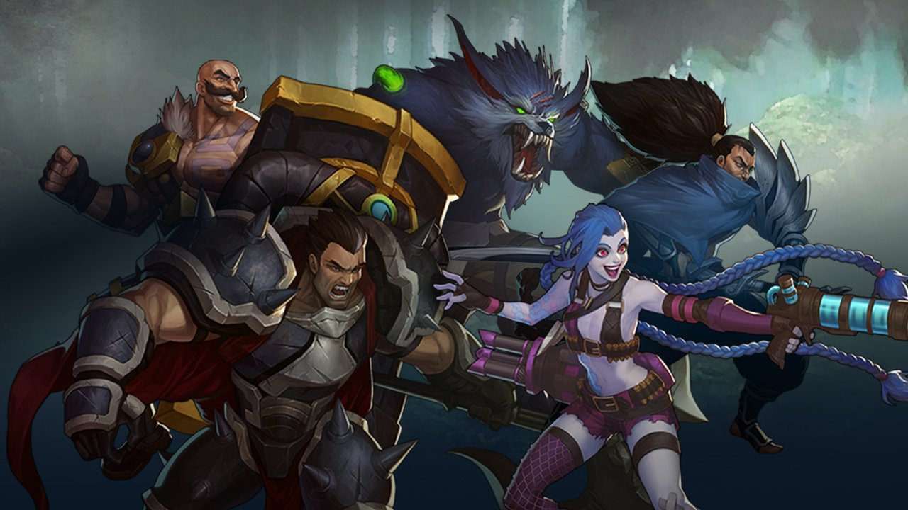 League Of Legends Prime