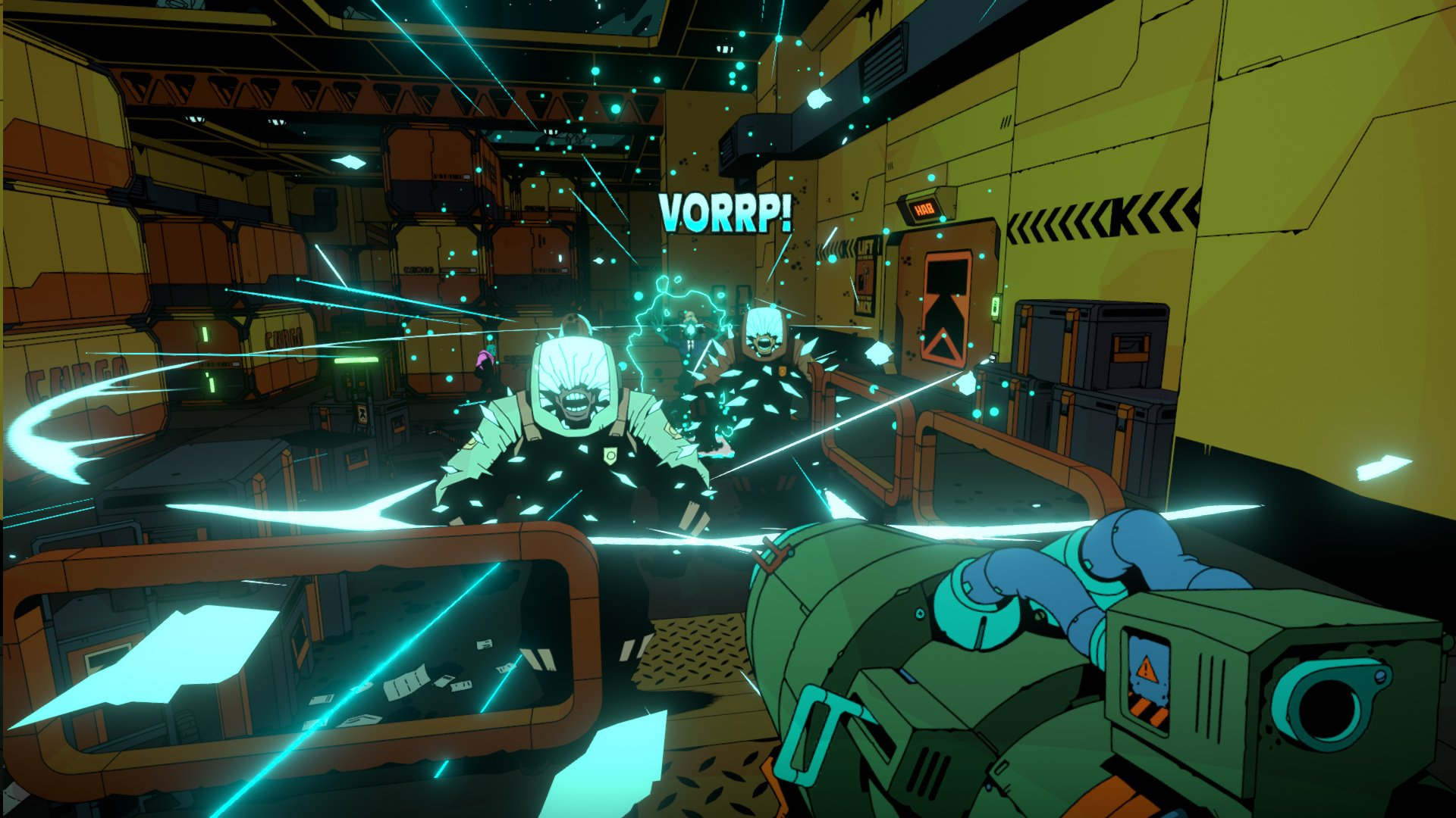 Void Bastards review: Permission to come aboard   Shacknews