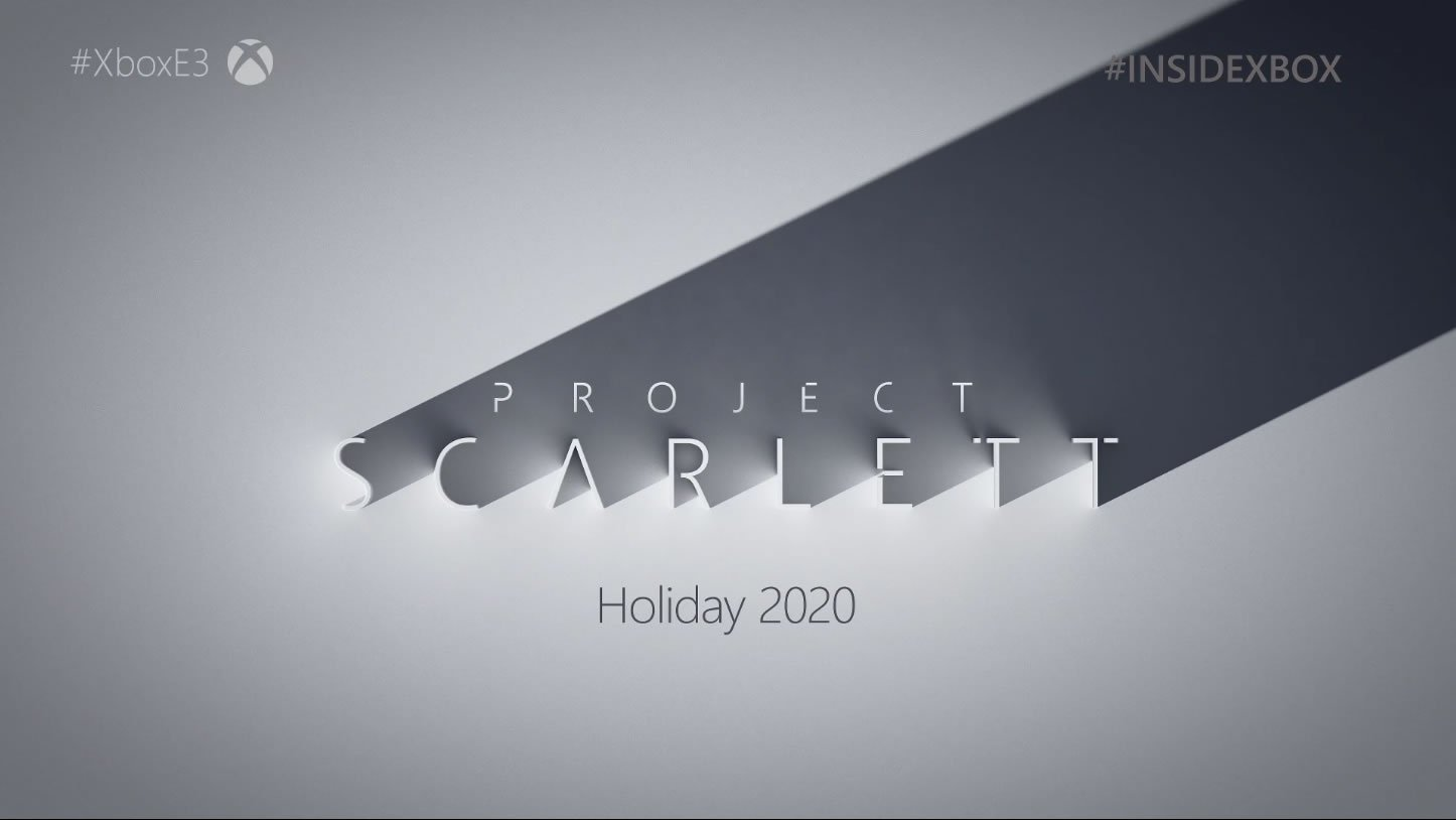 Project Scarlett backward compatible with all generations of