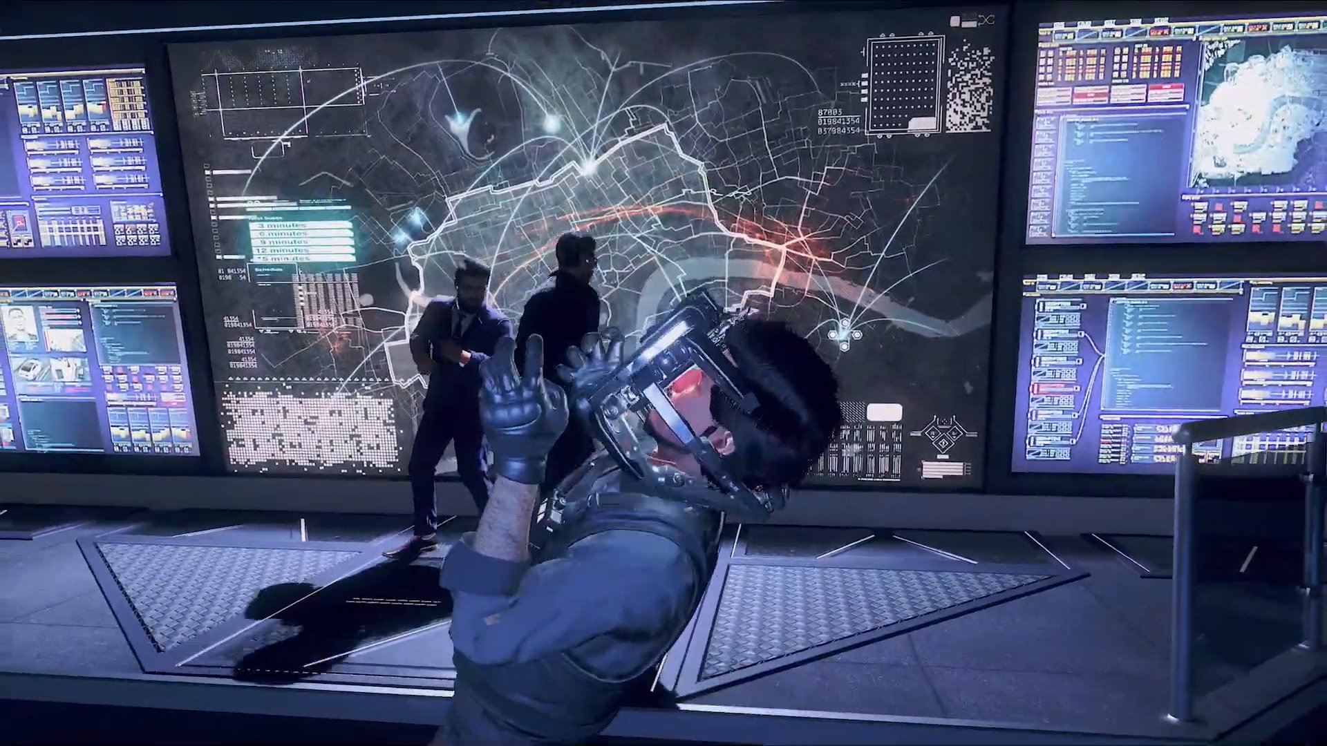 watch dogs legion gameplay demoed at ubisoft e3 2019