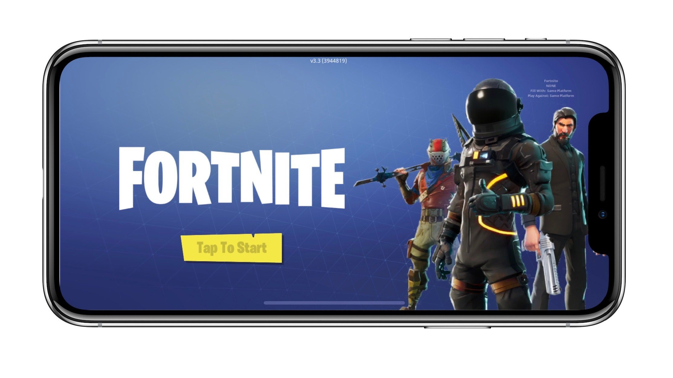 Fortnite For Mobile