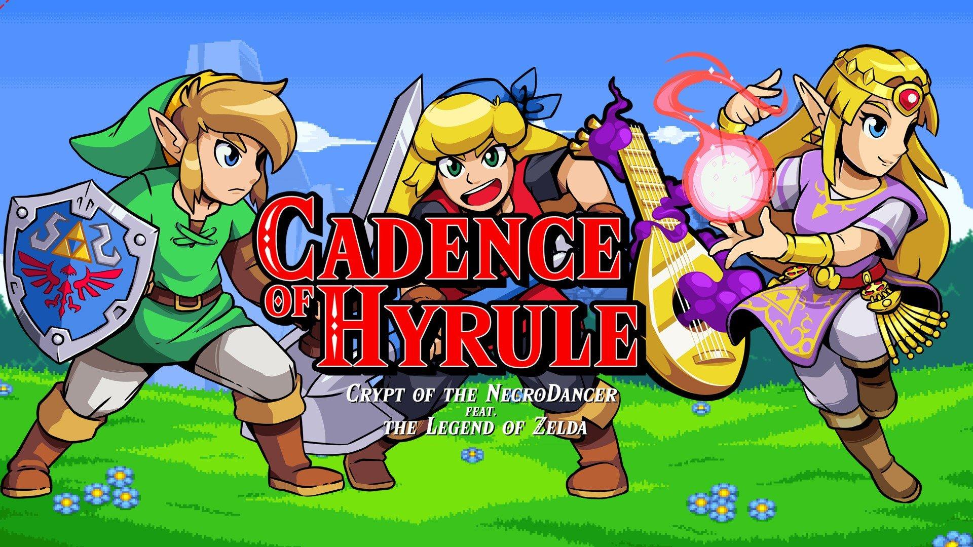 How To Unlock Cadence In Cadence Of Hyrule Shacknews