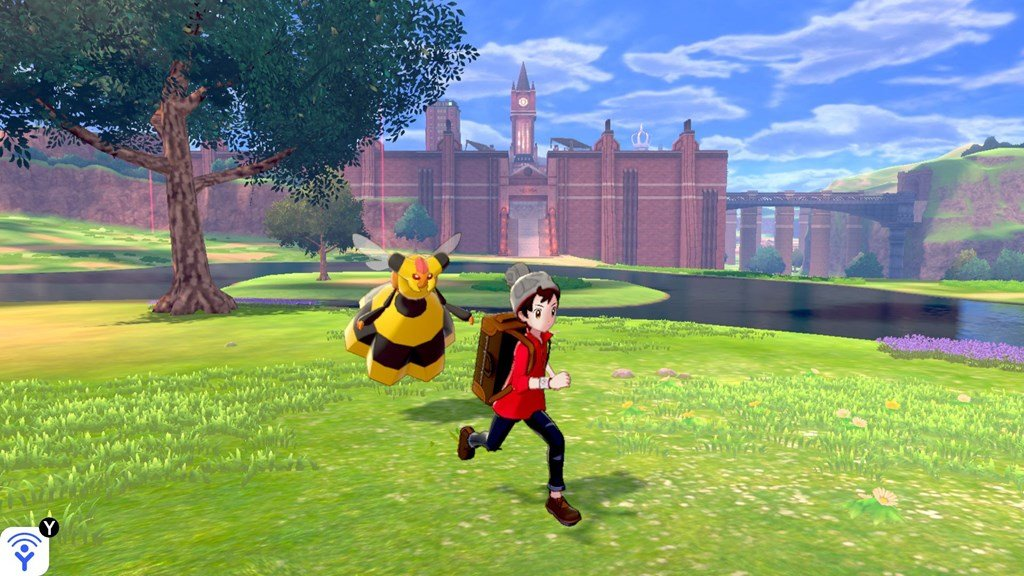 Are Pokemon Sword And Shield Graphics Bad Ign Boards