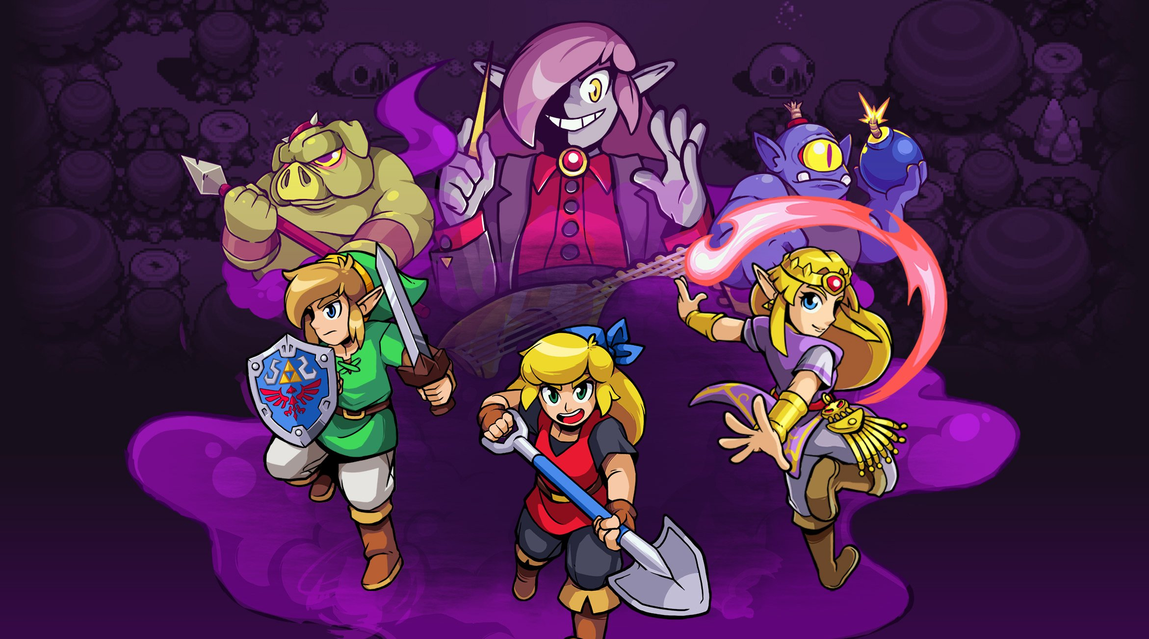 Cadence Of Hyrule Review Follow The Song In Your Heart Shacknews