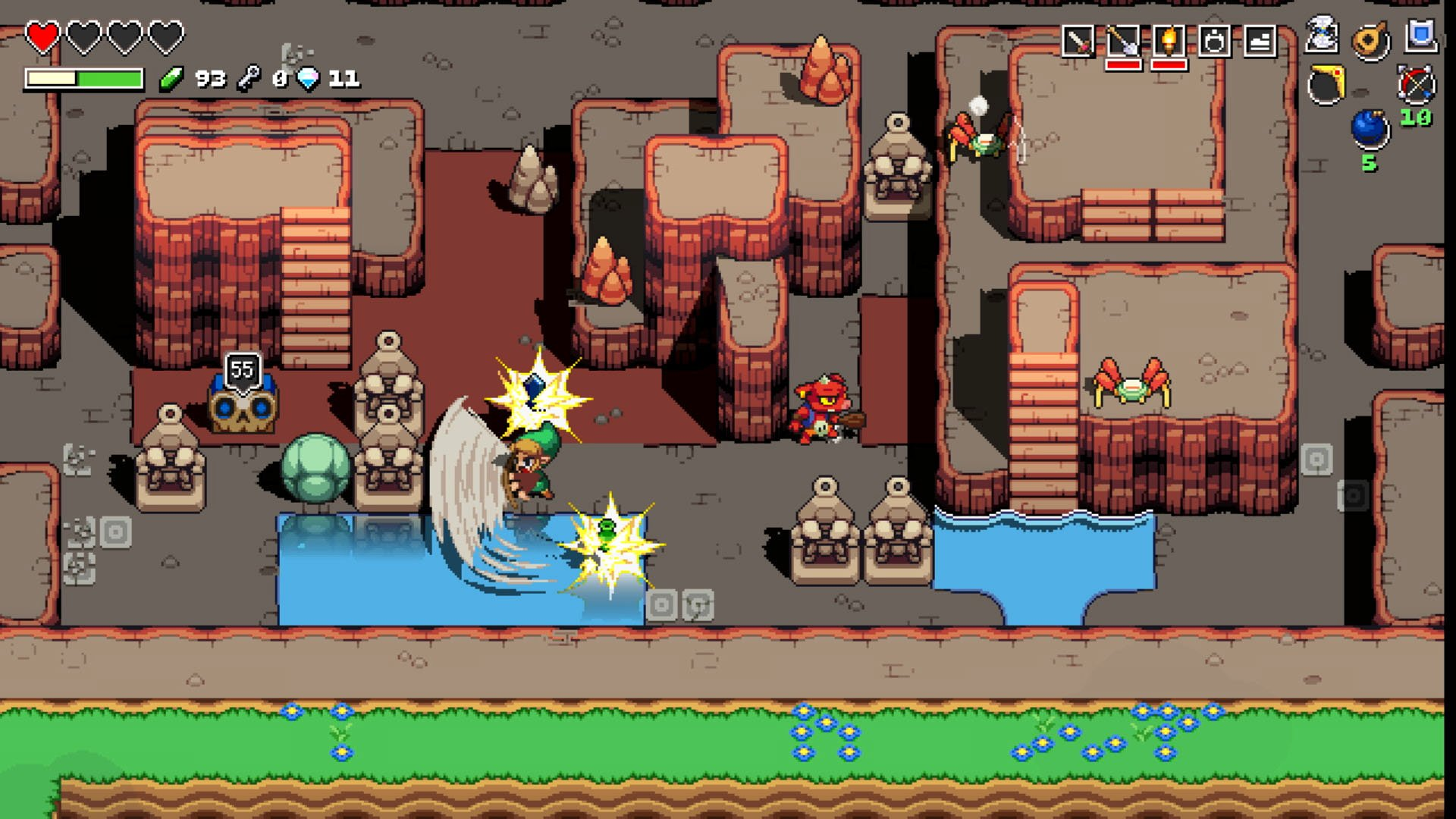How to get the Quiver in Cadence of Hyrule | Shacknews