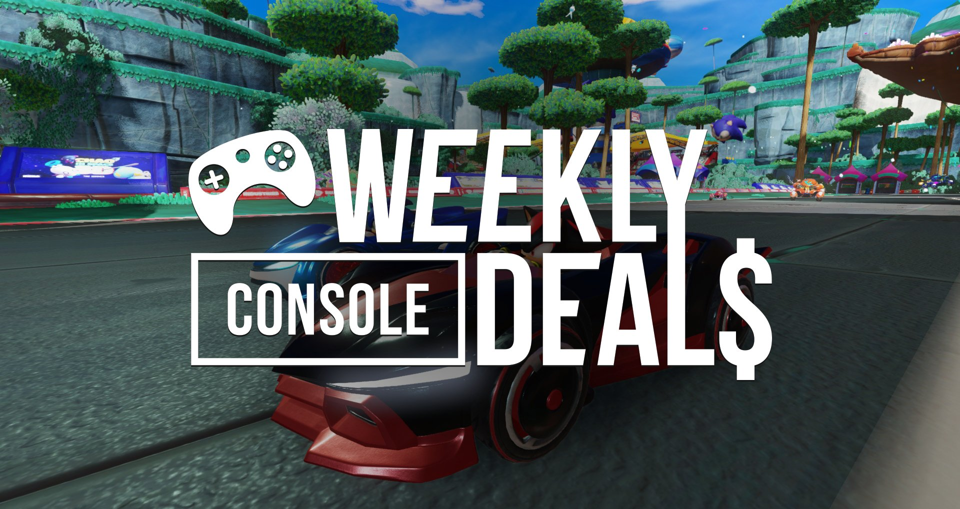 Weekend Console Download Deals for June 21: Gotta go fast