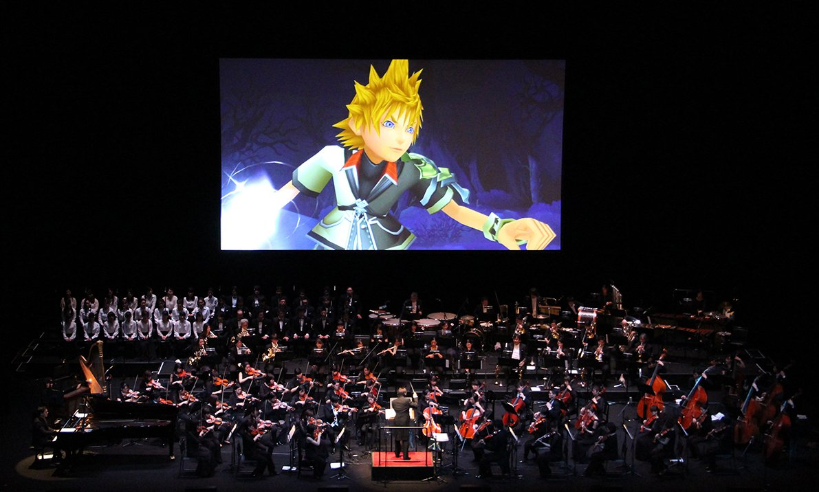 Tickets for Kingdom Hearts Orchestra - World of Tres concert tour still available