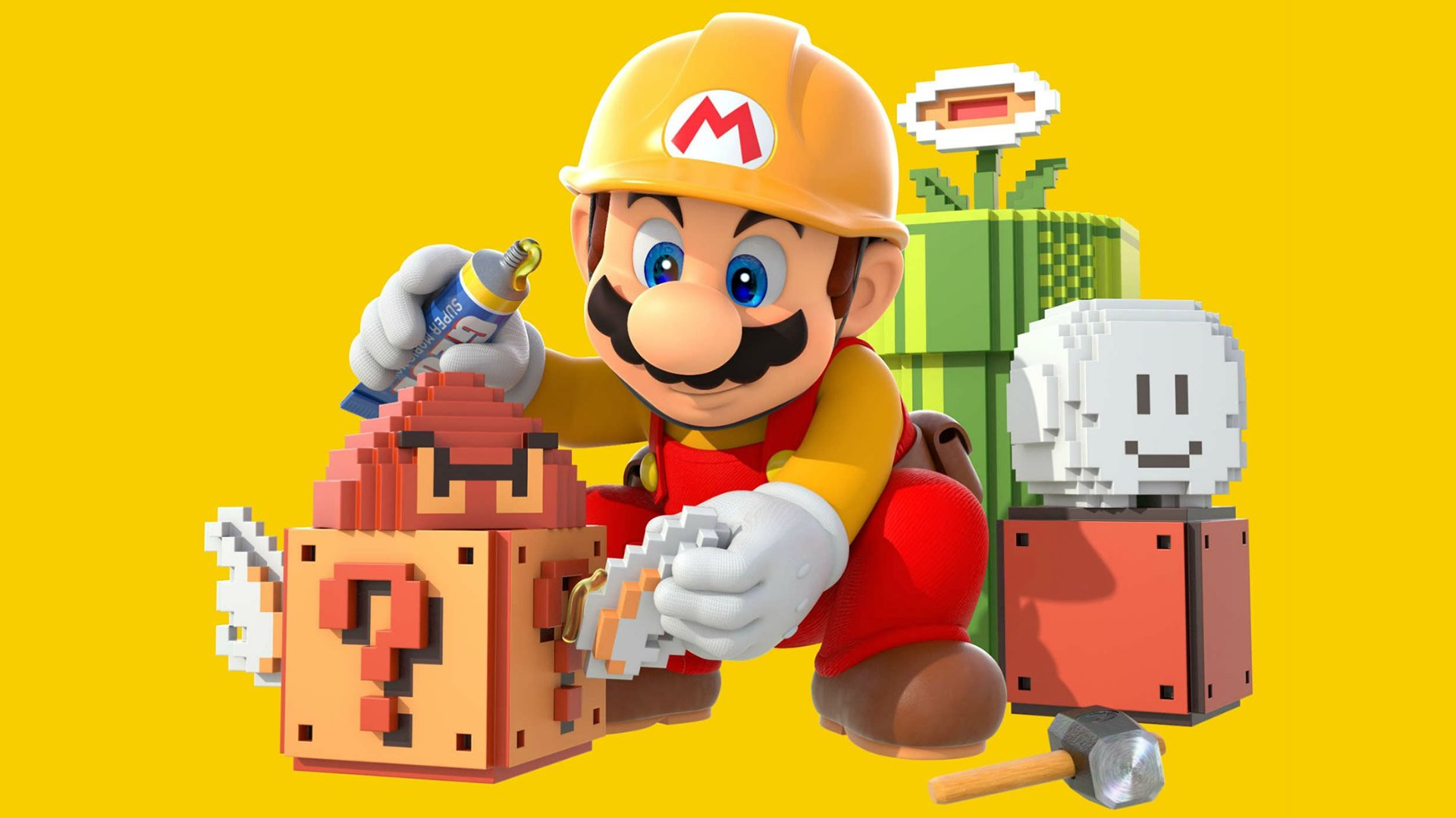 All Jobs List Super Mario Maker 2 Story Mode Shacknews