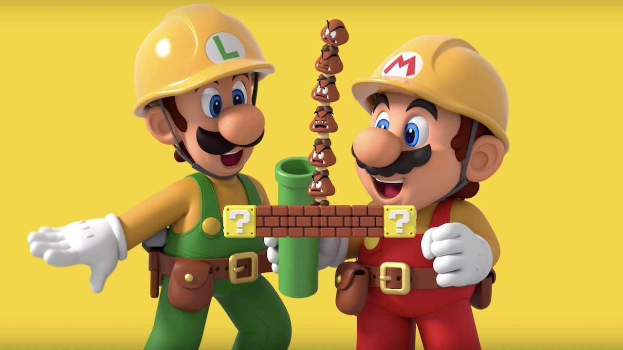 Super Mario Maker 2 download file size on Switch eShop | Shacknews