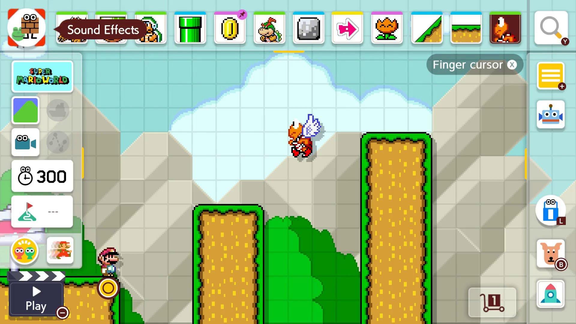 Will Super Mario Maker 2 get extra game styles? | Shacknews