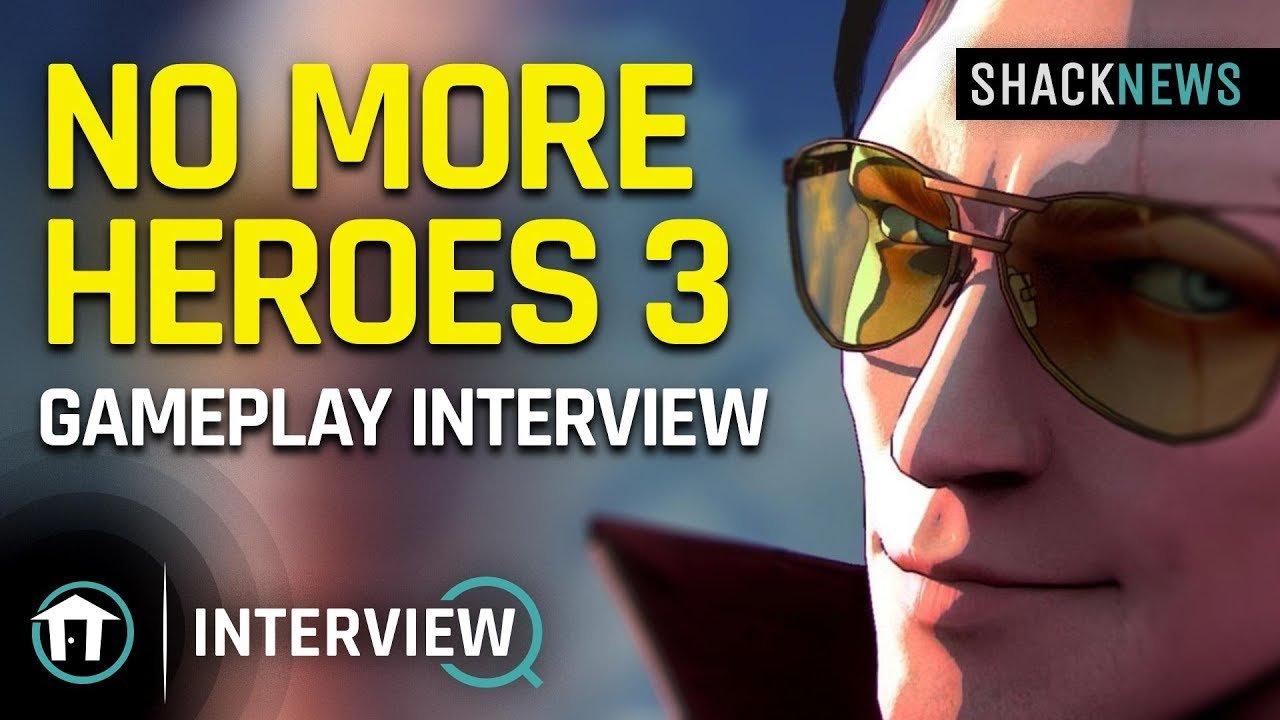 No More Heroes 3 interview: Suda51 talks Travis Touchdown's return