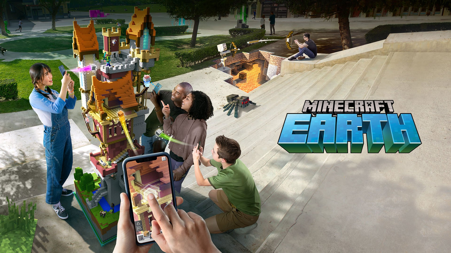 Minecraft Earth release date and price  Shacknews