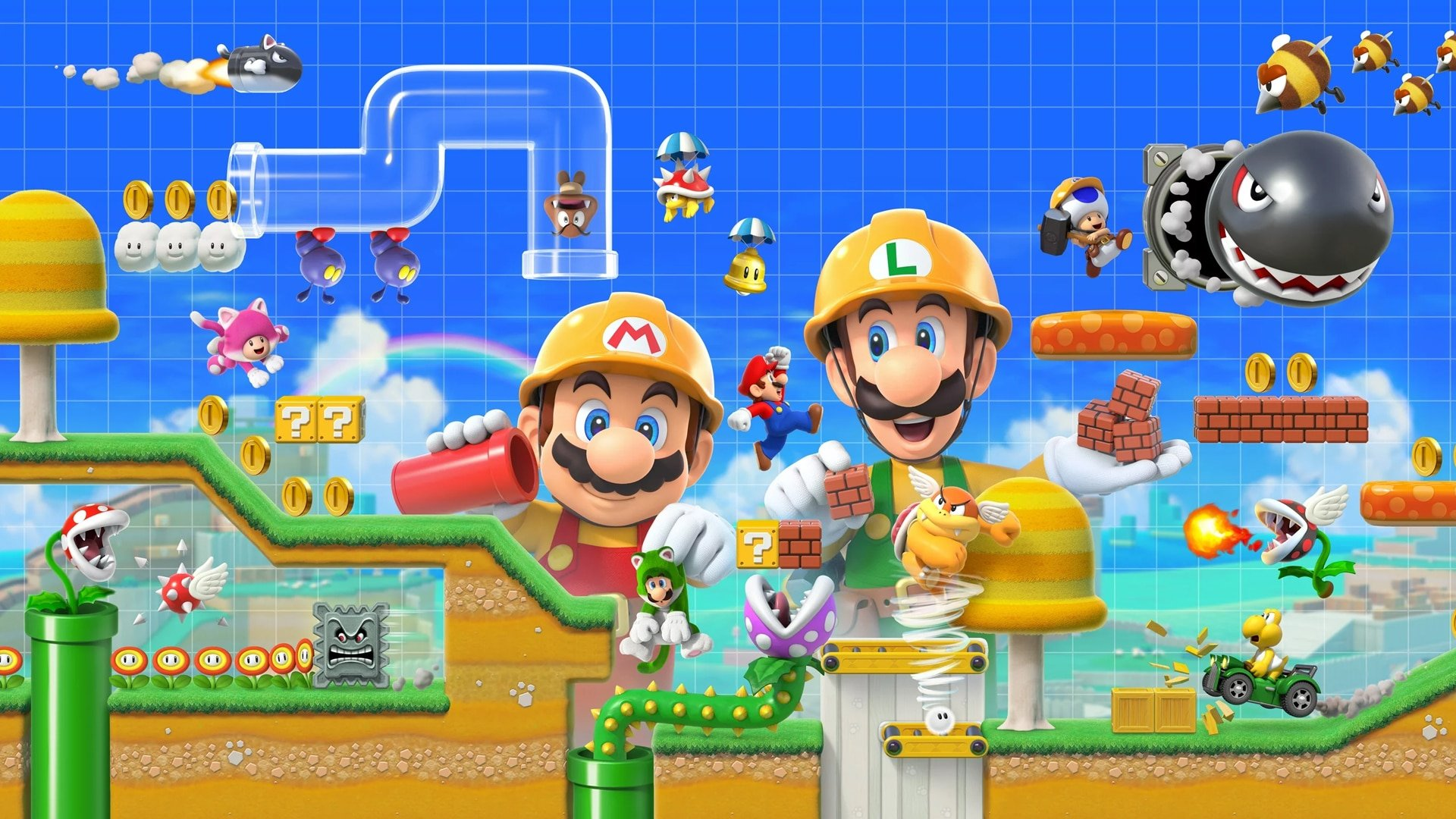 Where Is The Poison Mushroom In Super Mario Maker 2 Shacknews