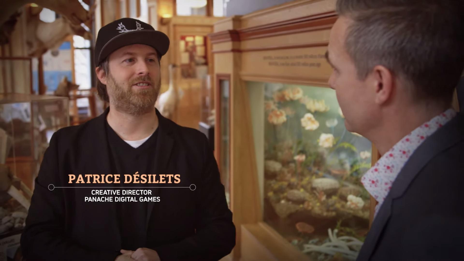 Ancestors: The Humankind Odyssey Experiences video series kicks off