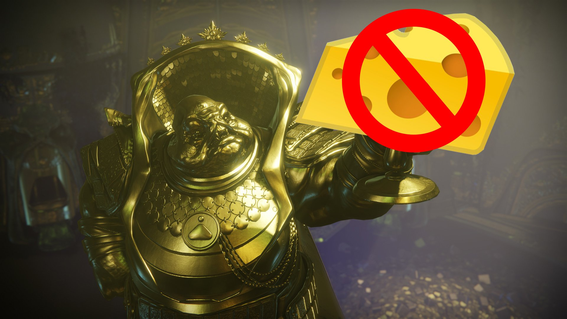 Players who cheesed Tribute Hall will need to actually play Destiny