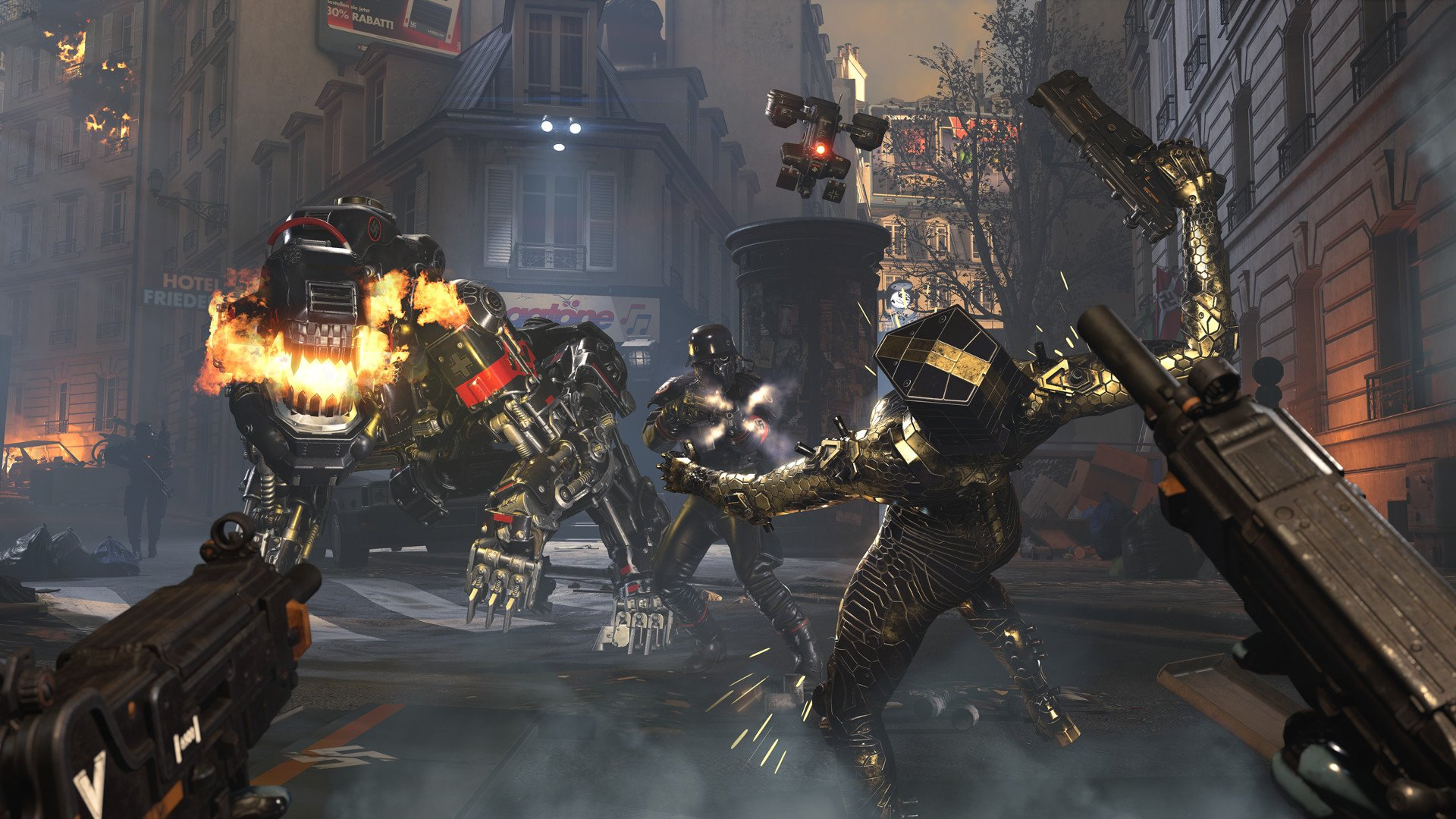 NVIDIA releases Game Ready driver for Wolfenstein, Madden 20