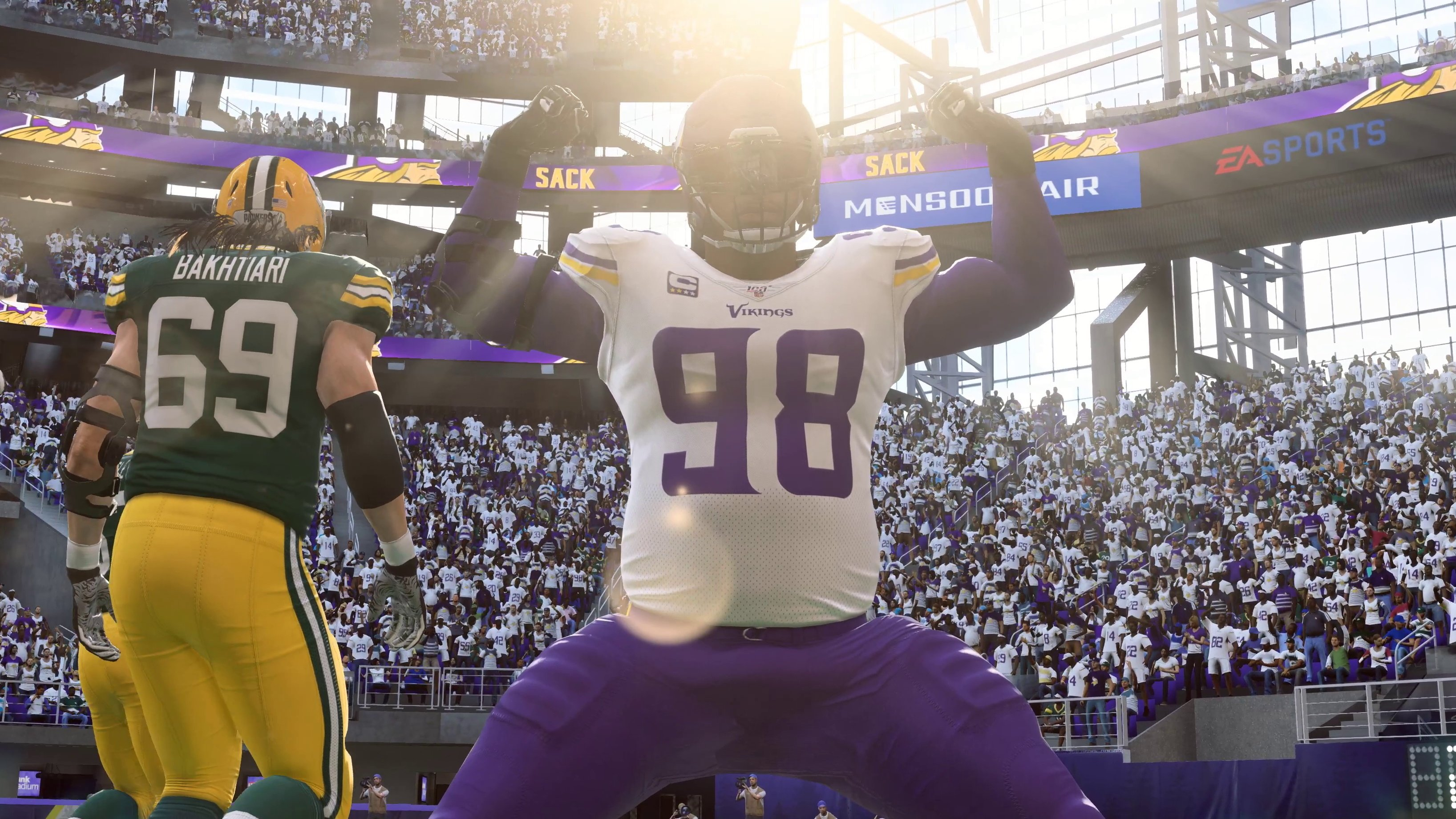 buy online dd3e6 c0682 Madden NFL 20 review: No love for the game | Shacknews