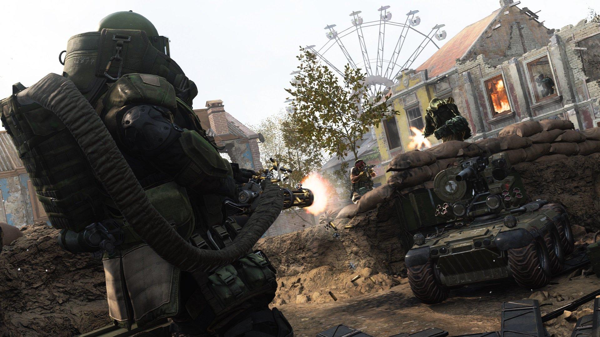 Call of Duty: Modern Warfare - Multiplayer Perks