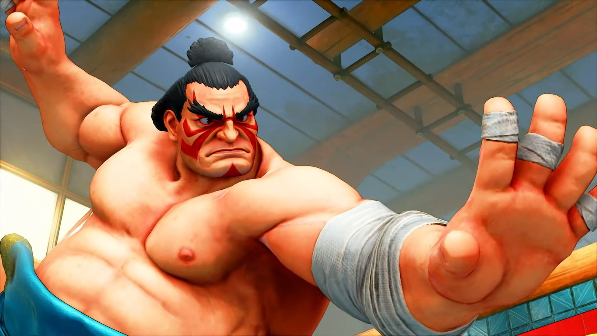 E Honda Poison And Lucia Join Street Fighter 5 Next Week