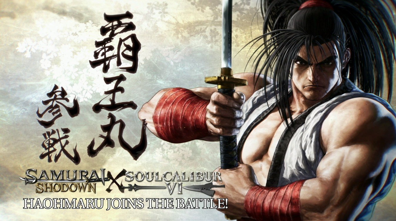 SoulCalibur 6 Season 2 DLC includes Samurai Shodown's Haohmaru ...