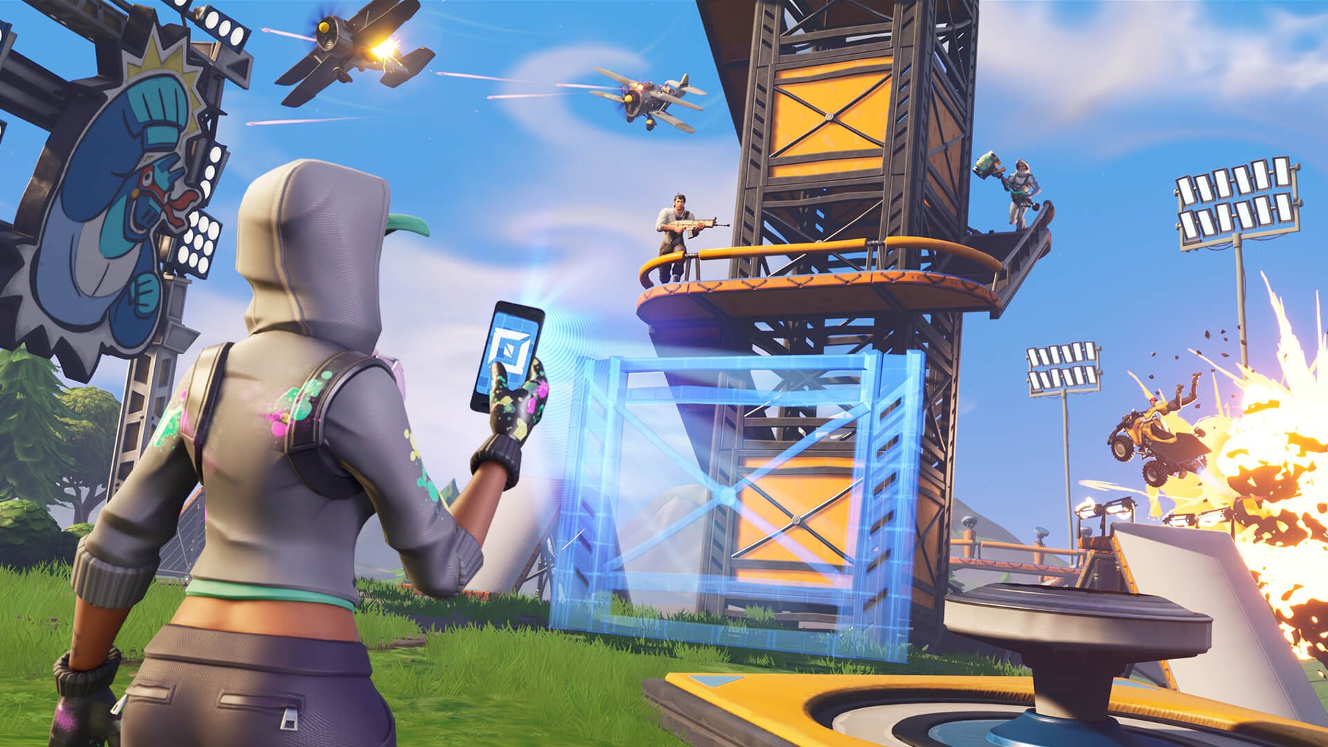 How To Install Fortnite On Android Mobile Devices Shacknews