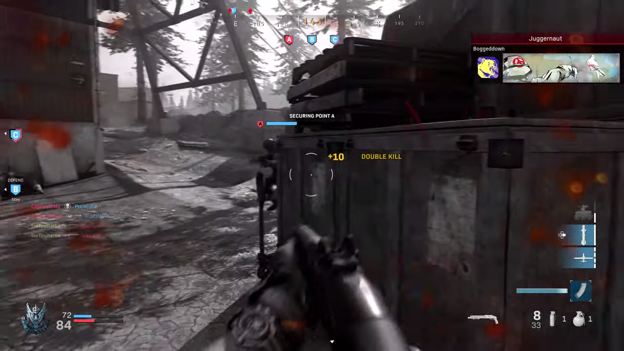 Watch Call Of Duty Modern Warfare Multiplayer Gameplay On 5 Maps Shacknews