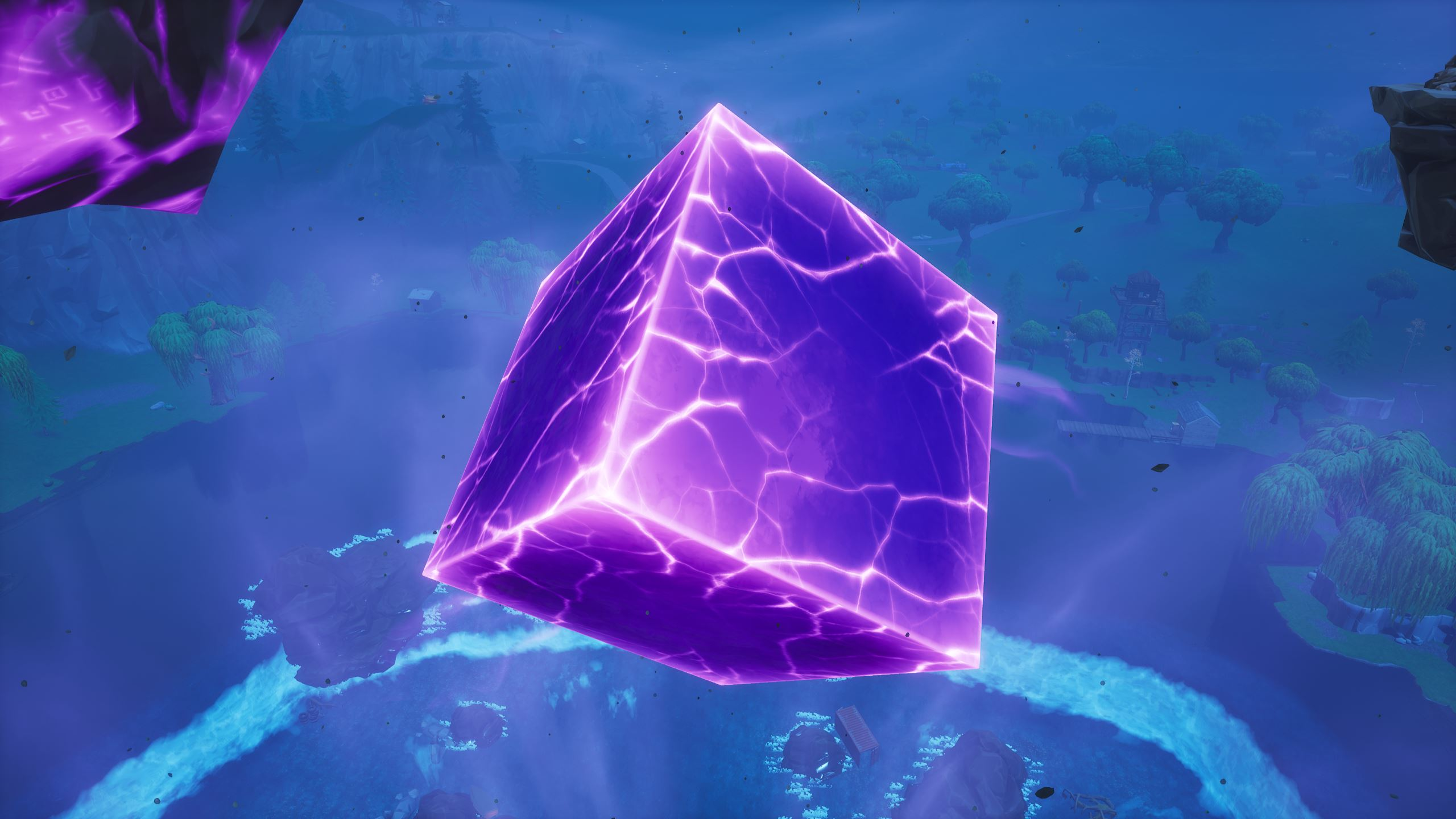 All Memorial To A Cube Locations In Fortnite Shacknews