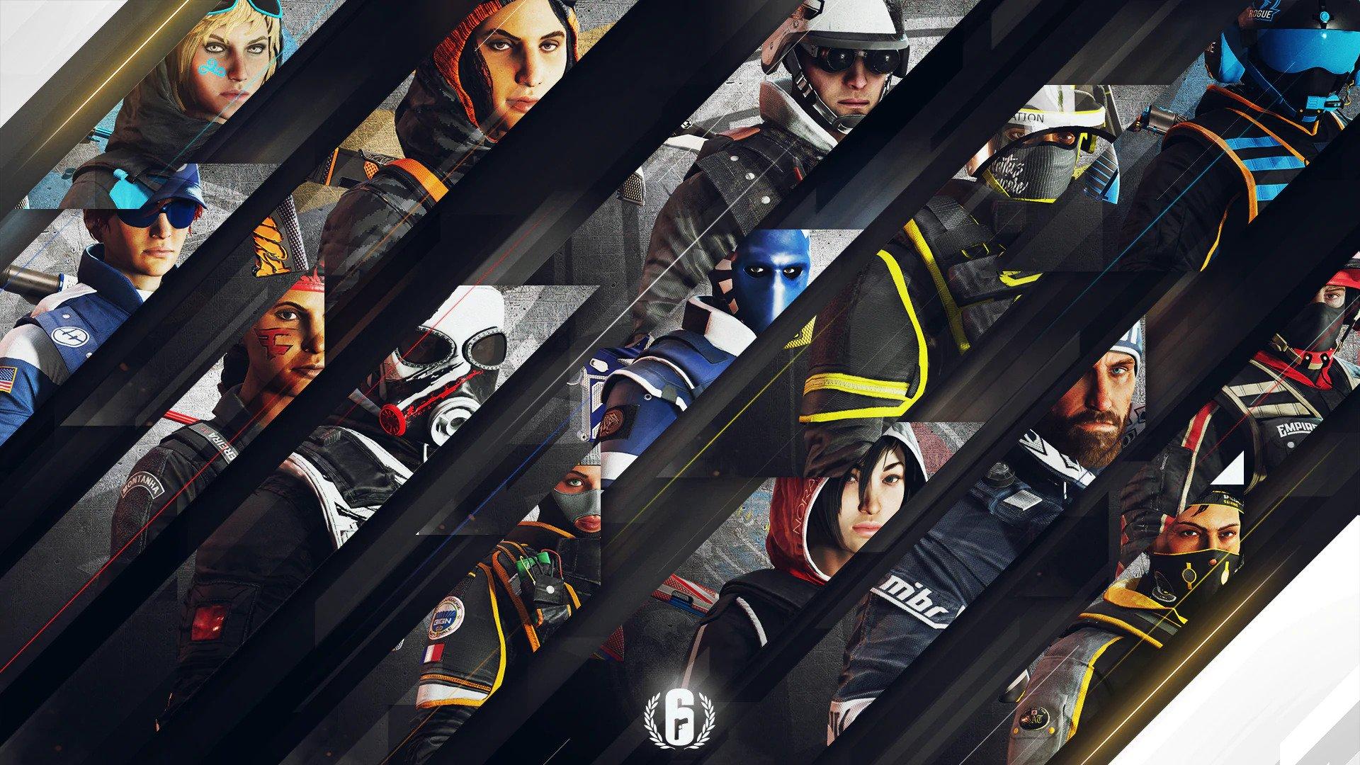Rainbow Six Siege adds 14 teams to esports Pilot Program