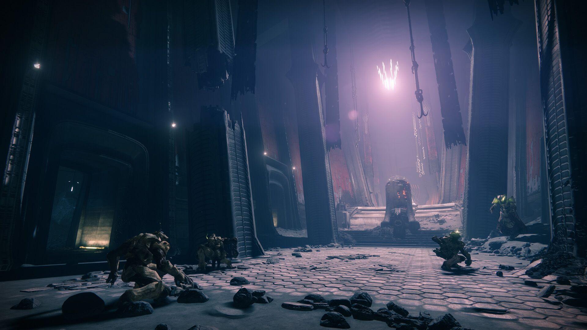 Destiny 2: Trailer Shadowkeep Gamescom menggoda invasi Vex 1