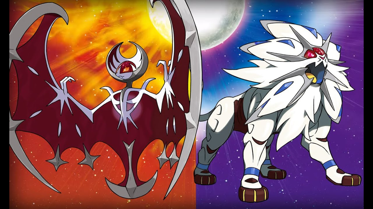 Get Shiny Lunala And Solgaleo In Pokemon Sun And Moon This