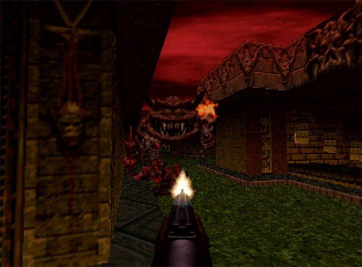 Doom 64 will haunt Nintendo Switch this November | Shacknews