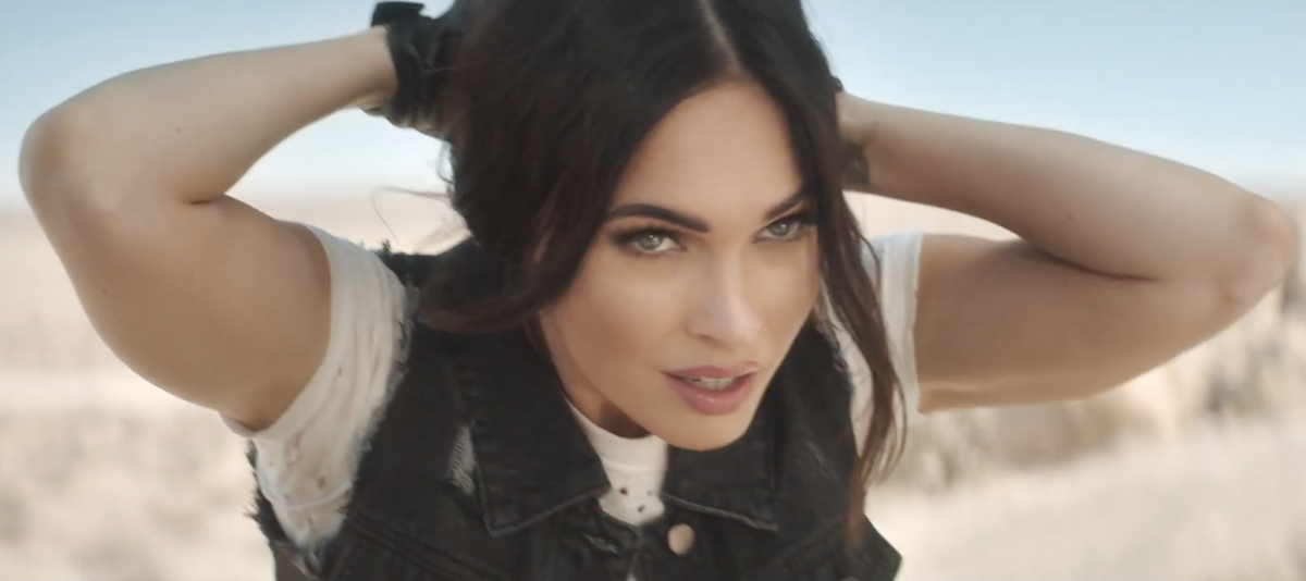 Megan Fox featured in new live action Black Desert PS4