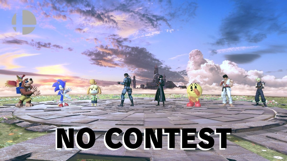 We will never see a crossover like Super Smash Bros