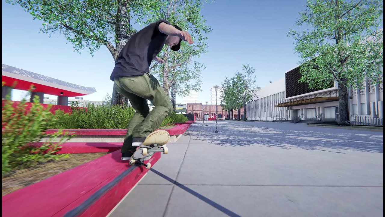 Skater XL will make you forget that there's no Skate 4