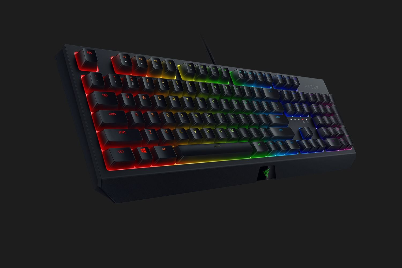Razer Blackwidow Mechanical Gaming Keyboard Review Not The