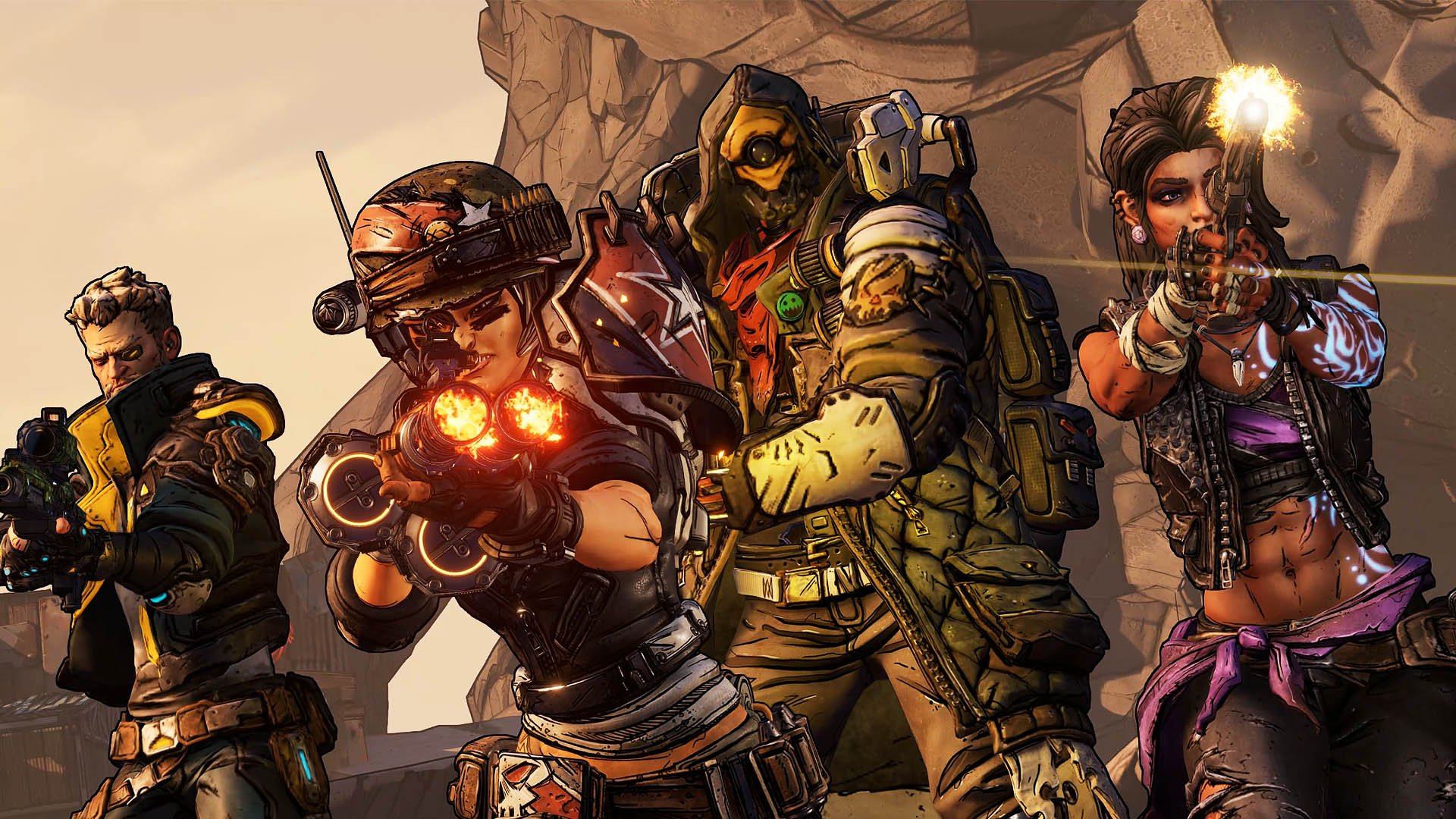 How to unlock new weapon slots in Borderlands 3 | Shacknews