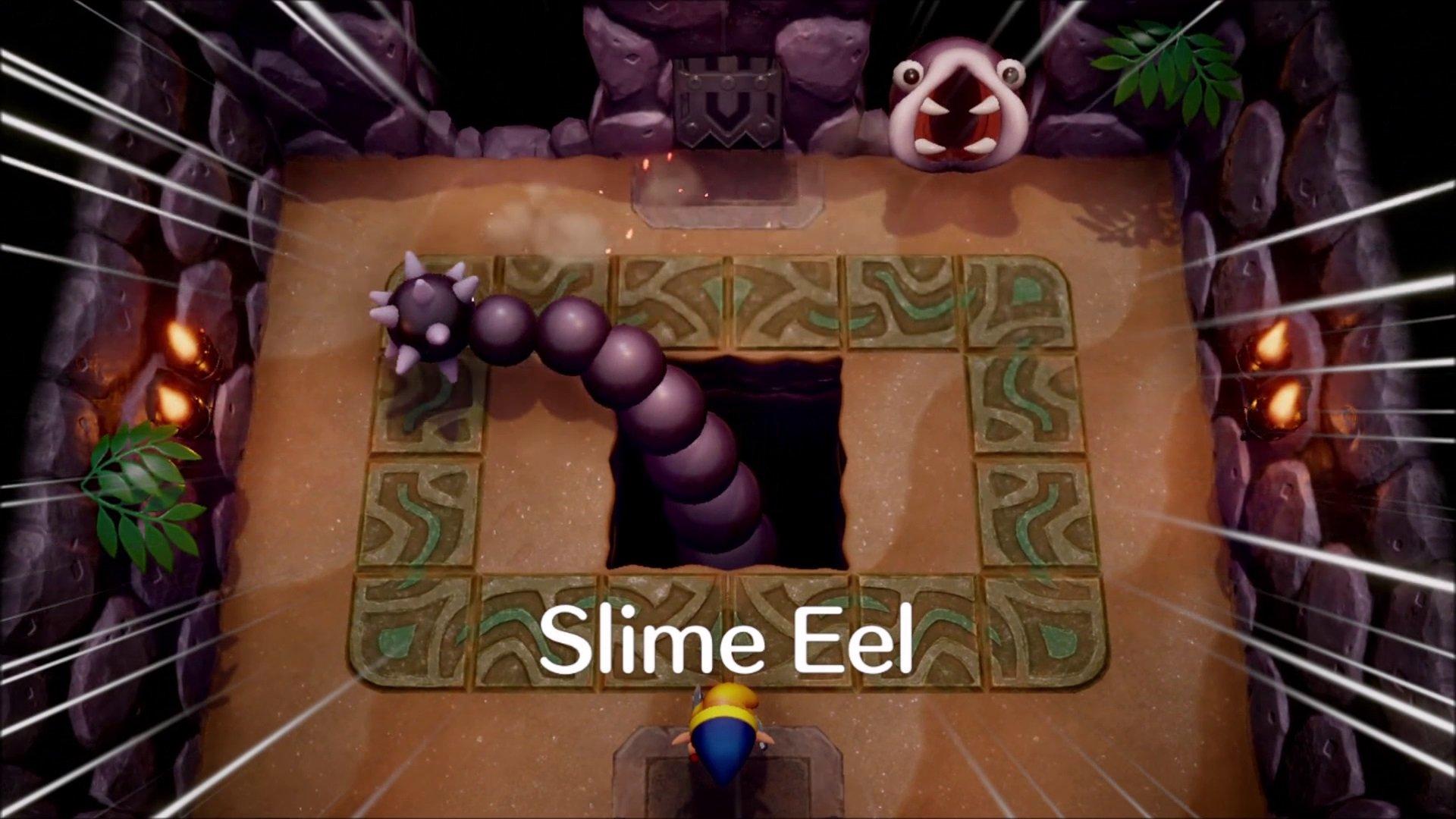 How To Beat The Slime Eel Link S Awakening Shacknews