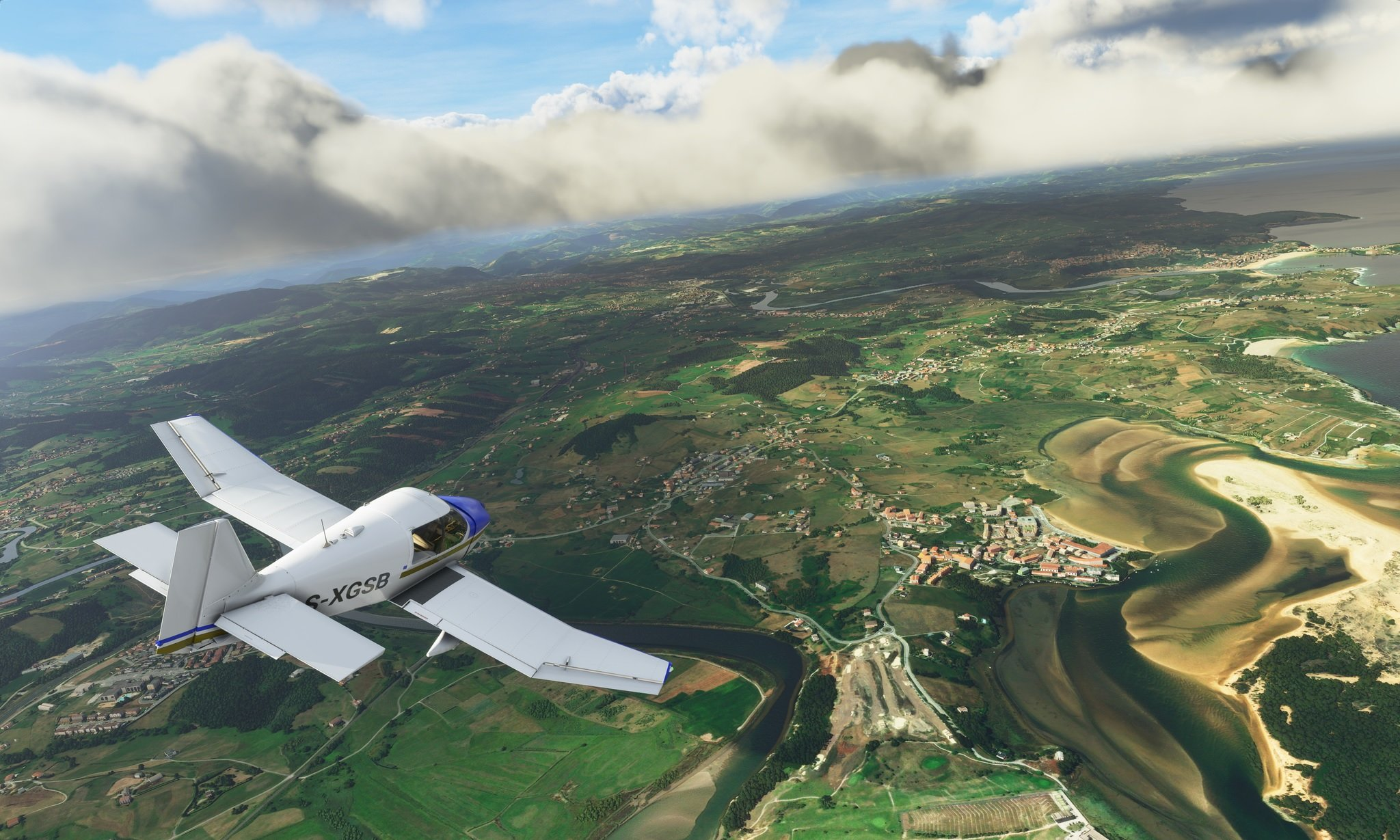 Microsoft Flight Simulator hands-on preview | Shacknews